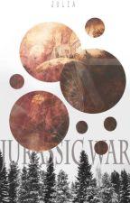 Jurassic War •  Zach Mitchell by pleasants-