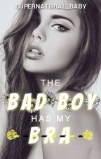 The Bad Boy has my Bra by Supernatural_baby