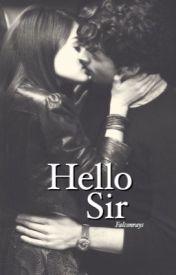 hello sir. [teacher and student] by Falconrays