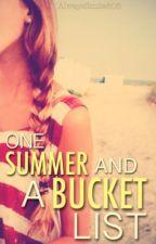 One Summer & a Bucket List by AlwaysSmile808