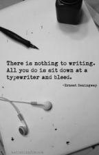 Jadi, Kamu Pingin Jadi Penulis? by BlindTyper