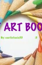 MY ART BOOK 2 by exotictoxic33