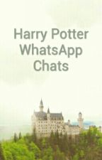 Harry Potter WhatsApp Chats by violettagirlthebest