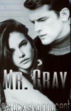 Mr.Gray by IamQueenShiro