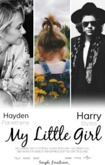 My Little Girl • H.S. (Concluída) -Em Edição-