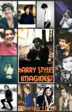 Harry Styles Imagines by KeeToMyHeart