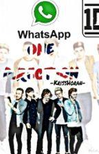 Whatsapp ONE DIRECTION by -KrissHoran-