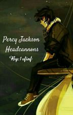 Percy Jackson headcannons by 1vfinf