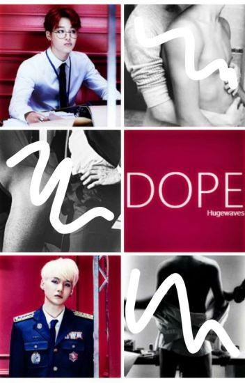 Dope. Yoonmin & Lemon