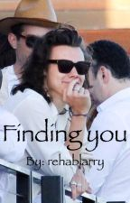 Finding you // Harry styles by rehablarry