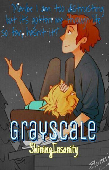 Grayscale (BillDip fanfiction)