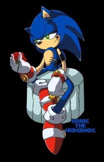 Hopeful Sonic X Reader Wattpad