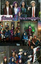 Disney's Descendants by Niki93