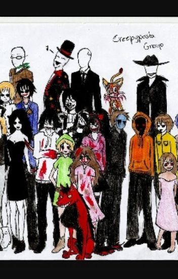 Creepypasta x powerful reader