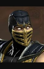 Scorpion x Reader by Djuki_Mortal_Kombat