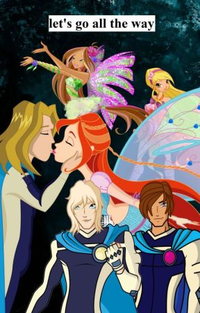 Winx sex with boyfriends