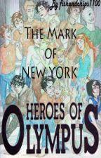 Heroes of Olympus: The Mark of New York by Phresh07