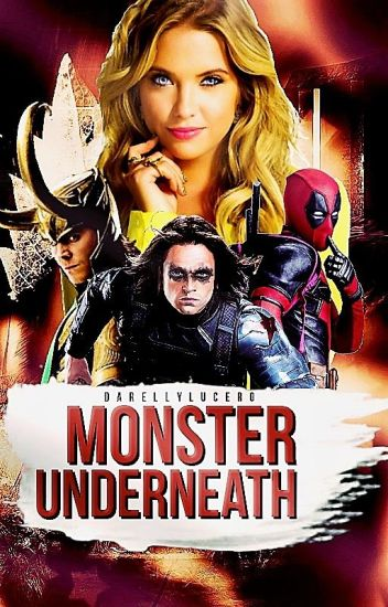 Monster Underneath |Avengers/The Originals/Winter Soldier/Deadpool/ GOTG [1]