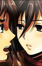 MikasaXEren One day.. by _Mikasa_Ackerman_
