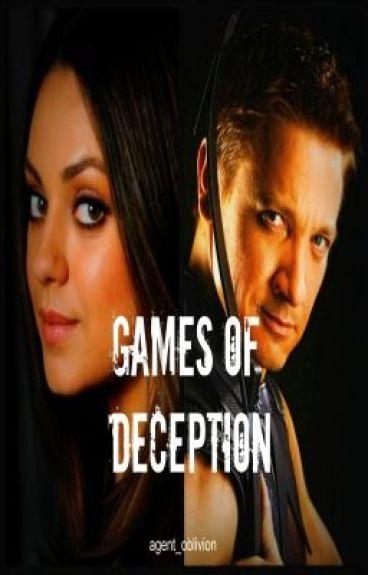 Games of Deception (Hawkeye/Avengers)