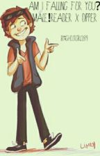 Am I Falling For You? Male!Reader x Dipper Pines by ghostgirl289