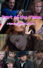 Part of the Team - A Syfy's Neverland Fanfiction by monkeymania101