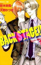 Back Stage by KirinoBonnefoy2015