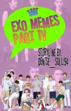 Exo Memes 4 [ENGLISH] by Kypruzus