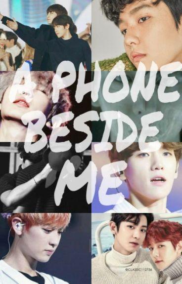 A Phone Beside Me (Baekyeol)