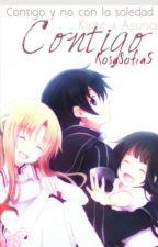 Contigo Kirito x Asuna by RosaSofia5