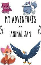 My Adventures! - Animal Jam by xwafflecatz