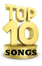 top 10 songs by fluffthetuff