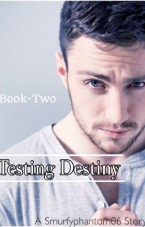 Testing Destiny by smurfyphantom06