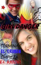 """Girl Danger"",la compañera de Henry Danger. by ariagumi27"