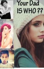 Your dad is who ??, Janoskians,One direction and Ariana Grande FanFiction by EllaPayne12
