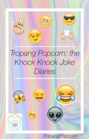 Tropang Popcorn: the Knock Knock joke diaries [Series Three