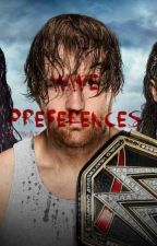 WWE Preferences by UltimateAnime