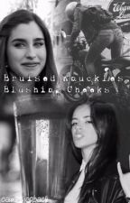 Bruised Knuckles, Blushing Cheeks by NSFWcabello