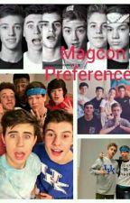 Magcon Preferences by Matt_Espinosa_is_Bae