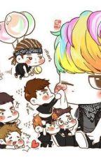 အိုးနင္းခြက္နင္းfamily and ဗ႐ုတ္သုပ္ခlove by Thethtar_Choco_Hanyu