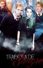 Traidora de Sangre ➸ George Weasley by horxnswife