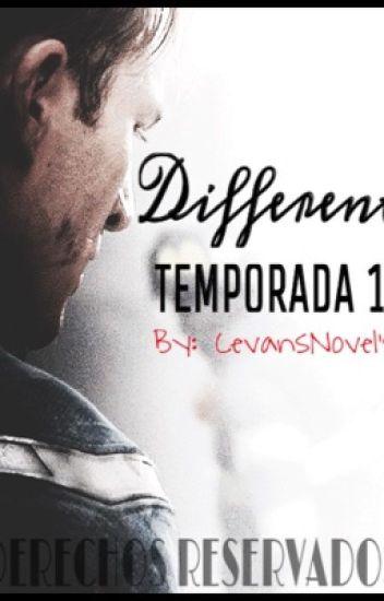 DIFFERENT: TEMPORADA 1 ¿Amistad o amor? (Capitán América y Tú) (Chris Evans) -TERMINADA-