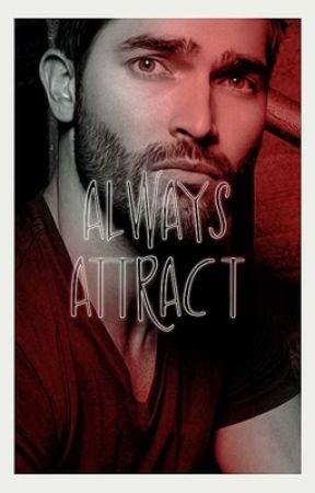 Always Attract ⚜️ Derek Hale | COMPLETED by finnmikaelson