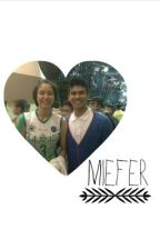 Miefer. (A Mika Reyes and Kiefer Ravena fiction) by annbee_
