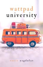 Wattpad University by nayinK