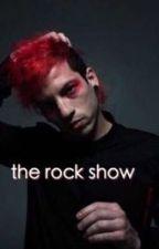 the rock show // josh dun + twenty one pilots by lamewentz