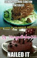 The book of hilarious pictures by harrypotterfan1309