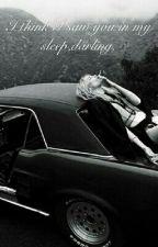I think I saw you in my sleep,darling. by paulinabalicka