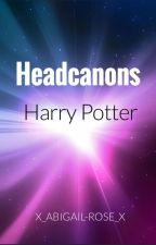 HEADCANONS ||Harry Potter|| by babbleabble