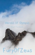Heroes Of Olympus Meets Facebook. by born-to-make-history